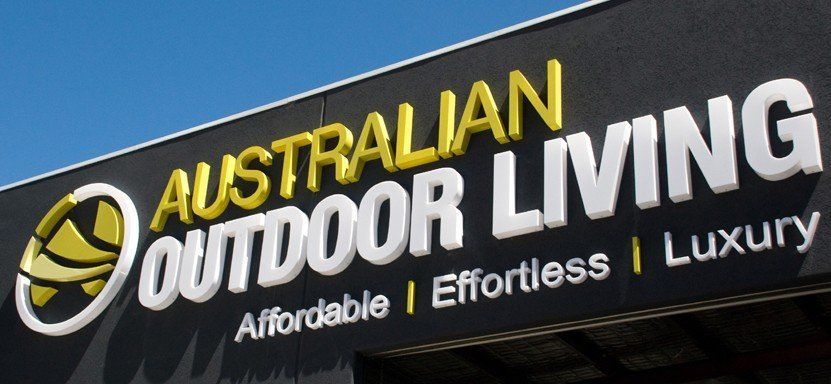 slide Aust Outdoor Signage