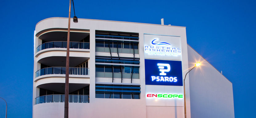 slide Austral Fisheries Psaros Enscope Commercial Signage