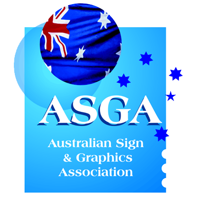 slide ASGA – Australian Sign & Graphics Association