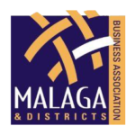 company signage Malaga & Districts Business Association